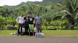 kahana field work